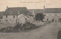 LE BREUIL  -  51  -  Le Pont - Andere Gemeenten