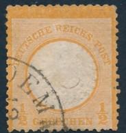Yvert N° 15, Michel N° 18 Oblitéré - Deutschland