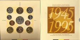 FDC Setje  1995  Frans + Vlaams * AAN UITGIFTE PRIJS - Uncirculated