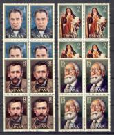 Spain 1971 - Centenarios Ed 2027-30 Bloque (**) - 1931-Hoy: 2ª República - ... Juan Carlos I