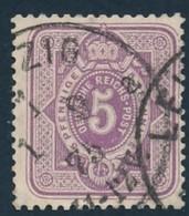 Yvert N° 31, Michel N° 32 Oblitéré - Deutschland
