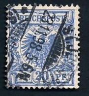 Yvert N° 48,49 Et 50, Michel N° 48,49 Et 50 Oblitéré, - Oblitérés