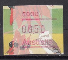 Australia MNH Michel Nr 64 From 2003 / Catw 2.50 EUR - Frankeervignetten (ATM/Frama)