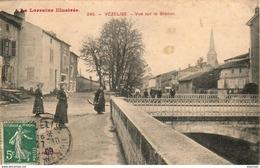 D54  VÉZELISE  Vue Sur Le Brénon   ......... Carte Peu Courante - Vezelise