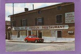 69 LIMONEST  Hôtel Du Mont Verdun Automobile Austin 1300 - Limonest
