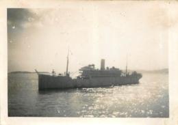 VIETNAM INDOCHINE BATEAU  PHOTO  8.50 X 6 CM - Schiffe