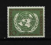 BUND Mi-Nr. 221 - 10 Jahre UNO Postfrisch - [7] République Fédérale