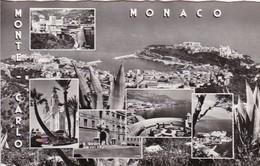 AK Monaco - Monte Carlo - Mehrbildkarte (46383) - Monaco