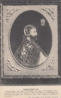 Pope Innocent VI Portrait, C1900s/10s Vintage Postcard - Popes