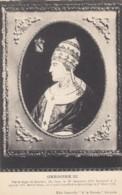 Pope Gregory XI Portrait, C1900s/10s Vintage Postcard - Popes