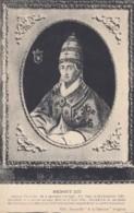 Pope Benedict XII Portrait, C1900s/10s Vintage Postcard - Popes
