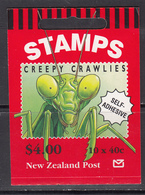 New Zealand MNH Michel Nr 1628/37 From 1997 / Catw 8.00 EUR - Unused Stamps