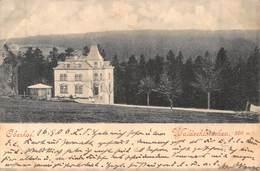 OBERHOF GERMANY~WALDSCHLOSSCHEN~1906 PHOTO POSTCARD 43025 - Oberhof