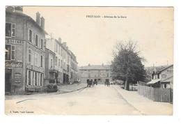 (25735-54) Frouard - Avenue De La Gare - Frouard