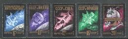 USSR, Mi 4530-34 Jaar 1976  Postfris (MNH) - Neufs