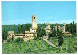 Badia A Passignano - Antico Monastero Benedettino - Italia