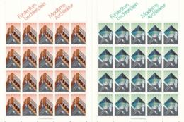 Zumstein 856-857 / Michel 916-917 Bogen-Serie Einwandfrei Postfrisch/** - Blocks & Kleinbögen