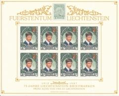 Zumstein 861 / Michel 921 Bogen-Serie Einwandfrei Postfrisch/** - Blocks & Kleinbögen