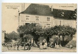Lanouaille Hôtel Des Voyageurs - Autres Communes