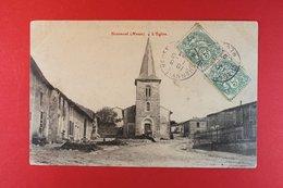24046  CPA   BEAUMONT  : L'  Eglise !! 1907 !! - France