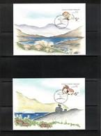 Groenland 2005 Mushrooms Maximumcards - Pilze