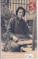 LOZERE- TYPE DE VIEILLE FEMME - MATELASSIERE- LABOUCHE 247 - Sonstige Gemeinden
