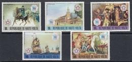1976Upper Volta640-644200 Years Of US Independence9,00 € - Alto Volta (1958-1984)