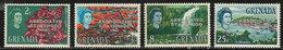 Grenada SG253-256 1967 Statehood Set 4v Complete Mounted Mint [40/32965/1D] - Grenada (...-1974)