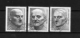 LOTE 1965  /// ALEMANIA FEDERAL 1975 - YVERT Nº: 720/722  ¡¡¡ OFERTA - LIQUIDATION !!! JE LIQUIDE !!! - Used Stamps