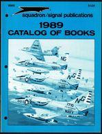 """Catalogue D'ouvrages """"SQUADRON/SIGNAL PUBLICATIONS"""" - Année 1977 - GB. - Letteratura & DVD"""