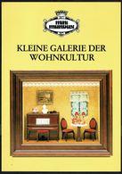 """Catalogue De Modélisme """"MINI MUNDUS"""" - Année 1988/89 - D. - Littérature & DVD"""
