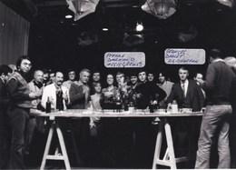 GEORGES BRASSENS ,decembre 1979 D'apres Texte Au Dos De La Photo - Célébrités