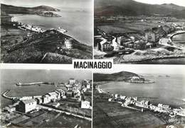 """/ CPSM FRANCE 20 """"Corse, Macinaggio, La Tour, Vue Générale"""" - France"""