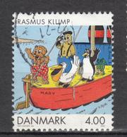 Danmark, Danemark, Petzie, Comics, Bande Dessinée, Ours, Bear, Tortue, Turtle, Pélican, Pengouin, Penguin, Tabac, Pipe, - Tortugas