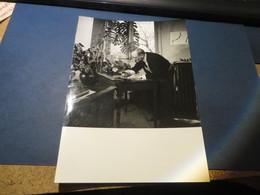 """10 Photos Environ  Film""""la Maison Aux Images"""" ,atelier De Graveur,LACOURIERE,2 Photos Annotées Au Dos,18 X 13 Cent. Envi - Photos"""