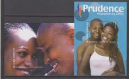 Congo 2005 Benutze Kondomen Block 351 -52  ** - Gesundheit