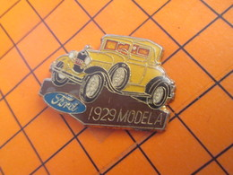 2319 Pin's Pins / Beau Et Rare / Thème AUTOMOBILES / FORD MODEL A 1929 - Ford