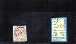 FRANCE PREO  CHARNIERE* - N° 39 - 1893-1947