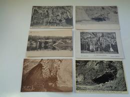 Lot De 60 Cartes Postales De Belgique  Grottes  Grotte     Lot Van 60 Postkaarten Van België Grotten  Grot  - 60 Scans - 5 - 99 Cartes