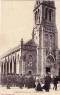 44 - Loire Atlantique - LE POULIGUEN - Sortie De Messe - Le Pouliguen