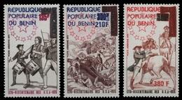 1976Benin61-63200 Years Of Independence For America 10,00 € - Benin – Dahomey (1960-...)