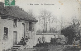 Gouvernes (Seine-et-Marne) Un Coin Pittoresque - Edition Gendrer - Francia