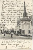 Nivelles - La Grand'Place 1904 - Nijvel