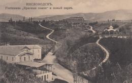 AK - Russland - Kislowodsk - Hotel Red Rocks U. New Park - 1910 - Russland