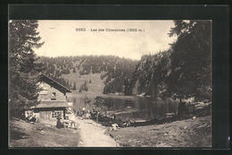 AK Lac Des Chavonnes, Restaurant Chesieres - VD Vaud