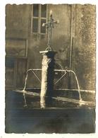 """73  La Vieille Cité De CONFLANS   La Fontaine De La Grande Rue  Photo Raymond BERTRAND - """" Albertville """" - Frankreich"""