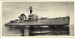 Cp Panzerschiff Allemagne - Barche