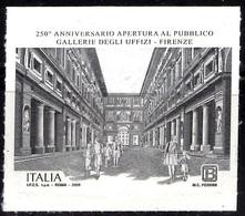 Italia 2019 Galleria Degli Uffizi - 6. 1946-.. Repubblica