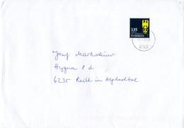 Brief Von 8160 Weiz Mit 135 Cent Oberösterreich 2020 - 1945-.... 2ème République