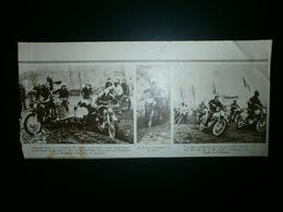 EKSAARDE. Nationale Motorcross - Historische Dokumente